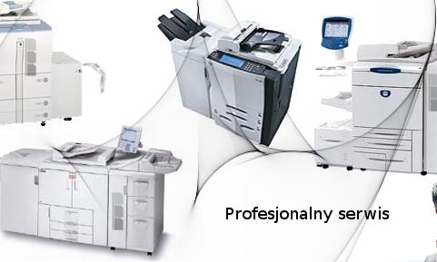 naprawa kserokopiarek i drukarek na terenie katowic i okolic